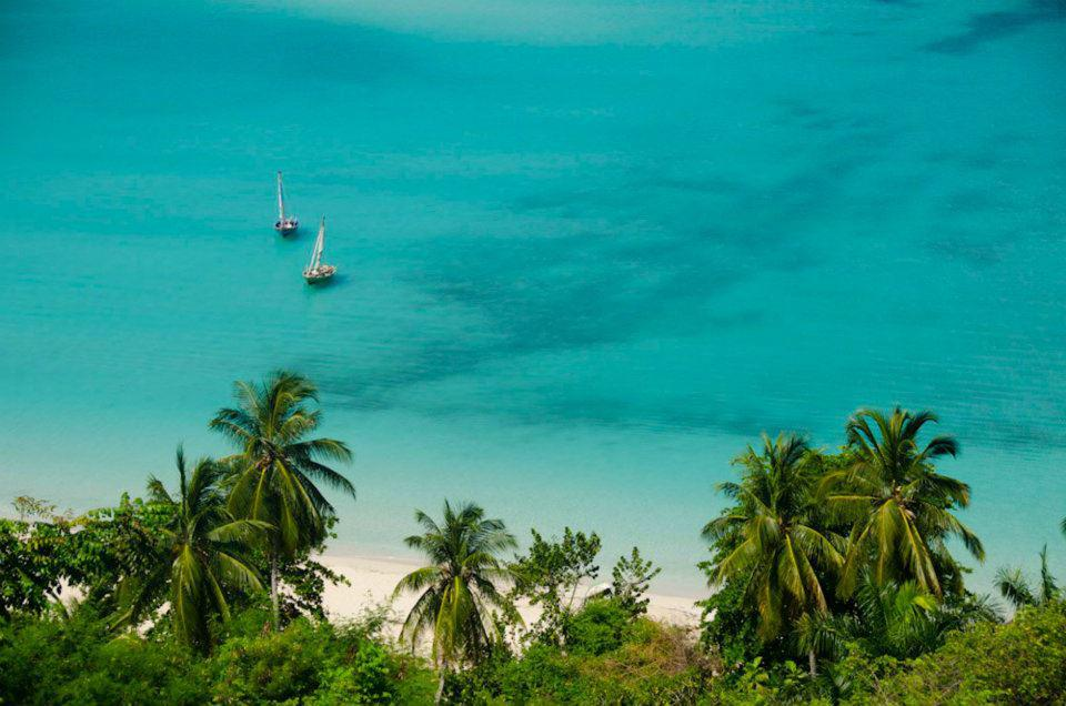 Abaka Bay Haiti Has Been Ranked 57th In The 100 World S Best Beaches Cnn List But How